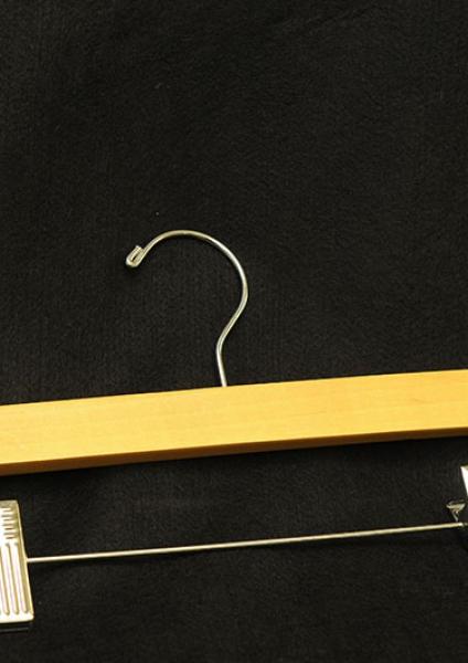 Wooden flat hangers